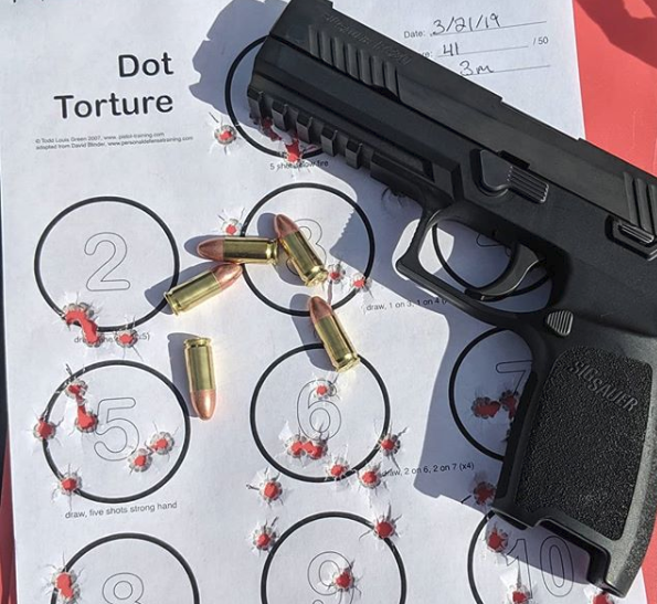 Dot Torture – Best Fundamentals Pistol Drill