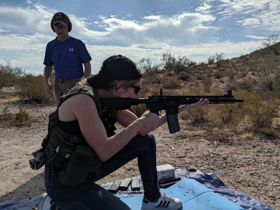 Fighting Carbine I